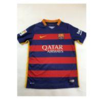 Camiseta infantil time Barcelona marca Nike original - 12 anos - Nike