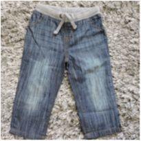 Calça Jeans com elástico cintura - 12 a 18 meses - Teddy Boom