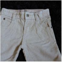Calça Jeans com regulagem na cintura - 24 a 36 meses - Up Baby