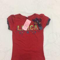Blusinha LilicaRipilica - 4 anos - Lilica Ripilica