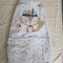 Saco de dormir para bebês de inverno - raposa -  - Tex Baby