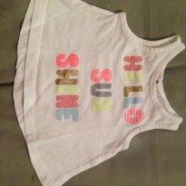 Regatinha Zara Baby - 3 a 6 meses - Zara
