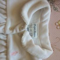 Vestidinho de Veludo Ralph Lauren - 9 a 12 meses - Ralph Lauren