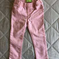 Jegging Rosa Old Navy - 2 anos - Old Navy