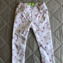 Jegging floral Old Navy - 2 anos - Old Navy
