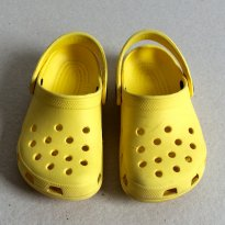 "Crocs ""Amarelinha""! - 21 - Crocs"