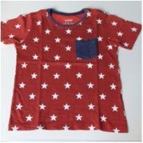 Camisa Estrelas! - 5 anos - Fuzarka