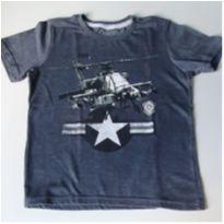 Camisa Avião! - 5 anos - Fuzarka
