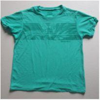 Camiseta praia - manga curta - 5 anos - Track & Field