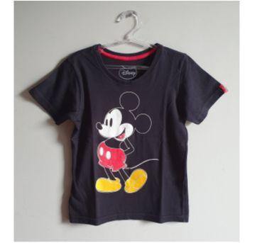 Camiseta Mickey Mouse - 4 anos - Renner