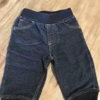 Calça jeans - 0 a 3 meses - Carter`s