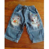 Calça jeans - 3 a 6 meses - Joy