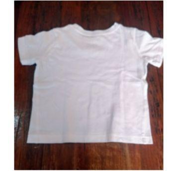 Camiseta básica Carters - 2 anos - Carter`s