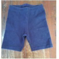 Shorts azul - 4 anos - Fuzarka