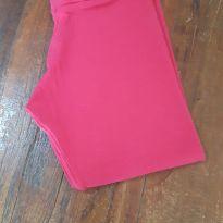Calça rosa legging - 6 anos - Não informada