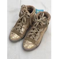 Tênis Sneaker New Bibi. TAM 31 (preço original R$219,00) - 31 - Bibi