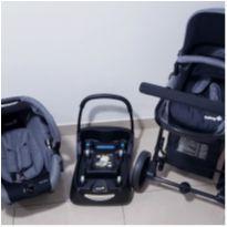Carrinho e bebê conforto System Mobi Safety 1st -  - Safety 1st