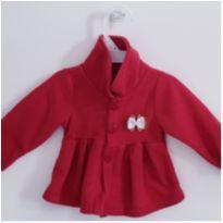 Casaco Vermelho - 3 meses - Sem marca