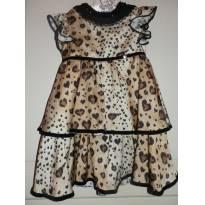 Vestido Luluzinha - 4 anos - Luluzinha