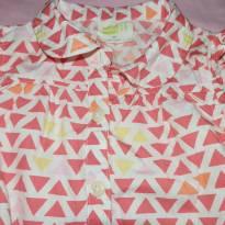 Camisa charmosa - 3 anos - Crazy 8