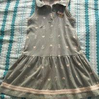 Vestido arrumadinho - 6 anos - Milon