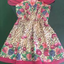 Vestido lindissimo - 6 anos - Animê