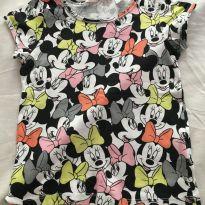 Blusinha Minnie - 5 anos - H&M