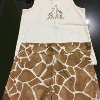 Conjunto girafinha - 6 anos - Janie and Jack