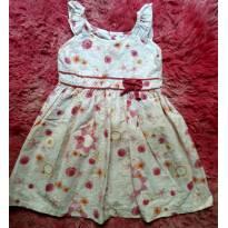 Vestido boneca - 3 anos - Costureira