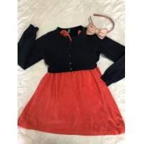 Vestido lacoste - 4 anos - Lacoste