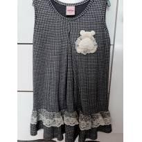 Vestido serelepe - 3 anos - Serelepe