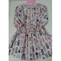 Vestido Up  Baby - 3 anos - Up Baby