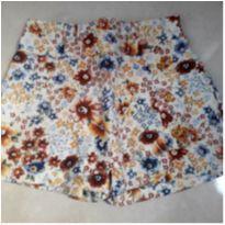 Shorts saia - 6 anos - Rovitex