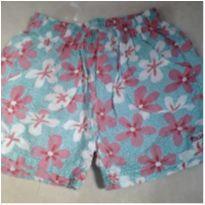 Shorts para o dia dia - 6 anos - Costureira