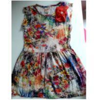 Vestido delicado - 4 anos - Picnic