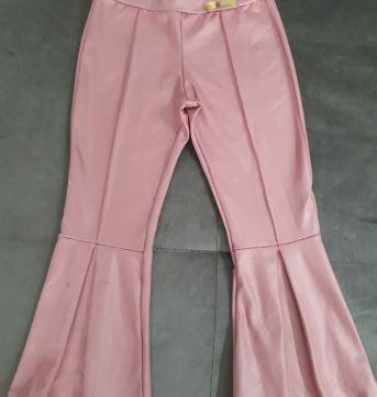 Calça  rosa - 4 anos - Suzy baby