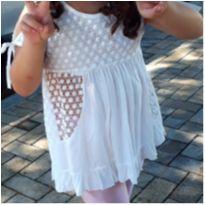 Blusinha Perfeita - 5 anos - menina de seda