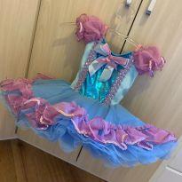 Roupa de ballet (bailarina) - 3 anos - sem etiqueta
