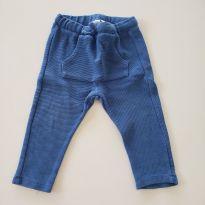 Calça saruel azul - 12 a 18 meses - Zara