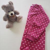 Pijama Poá - 8 anos - Malwee