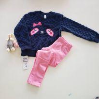Pijama olhos - 4 anos - Malwee