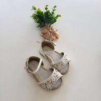 Sandália flores bordadas - 19 - Pampili