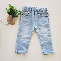 Calça jeans claro - 6 a 9 meses - Zara Baby