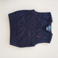 Colete azul marinho - 1 ano - Ralph Lauren