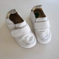 Sapato branco - 19 - gambo