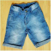 Bermuda jeans - 4 anos - Hering Kids
