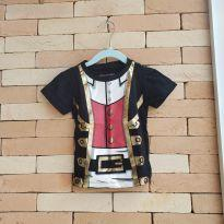 Camiseta armadura - 1 ano - Pool Kids