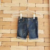 Bermuda jeans - 2 anos - 7 For All Mankind