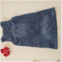 Vestido poá jeans - 5 anos - Gap Kids