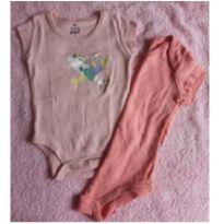 kit body hering - 6 a 9 meses - Hering Kids